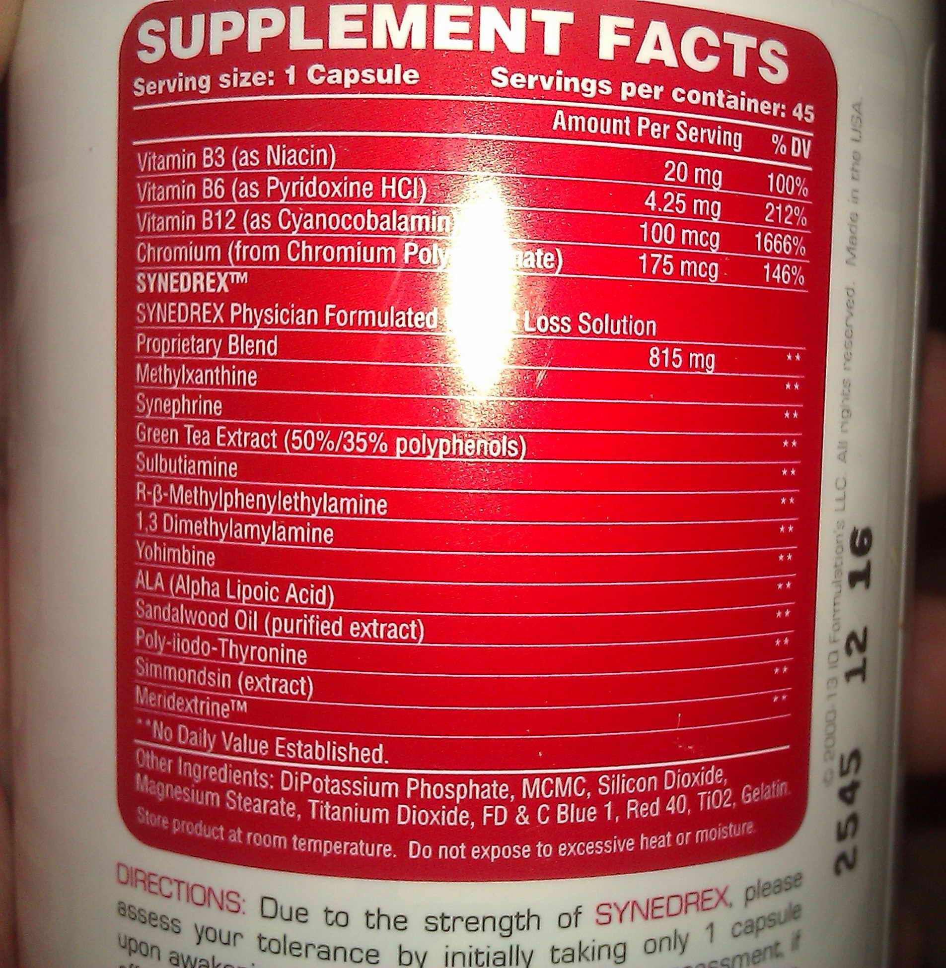 Dietary supplements with birth control photo 11