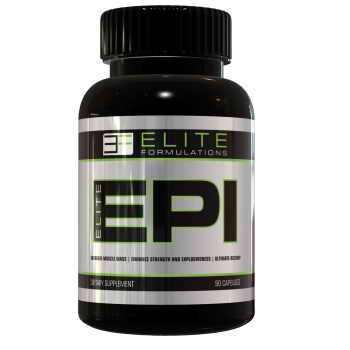 Elite Formulations - Epi Elite - 90 caps , pivht-supplements