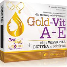 OLIMP - Gold Vit A+E - 30 caps , pivht-supplements com