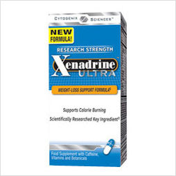 xenadrine weight loss ingredients